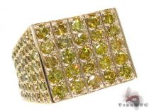 Prong Diamond Ring 32903 メンズ ダイヤモンド リング