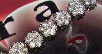 Flower Bracelet ダイヤモンド ブレスレット