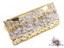 10K Gold Last Supper Ring 33228 メンズ ゴールド リング