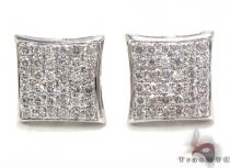 Prong Diamond Earrings 33244 メンズ ダイヤモンドイヤリング ピアス