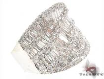 Diamond Florance Ring Womens Diamond Rings