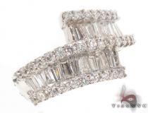 Diamond Fragrance Ring レディース ダイヤモンド リング