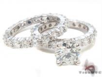 Prong Diamond Ring 33729 Engagement