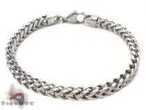 Stainless Steel Frenco Bracelet 33812 Stainless Steel Bracelets