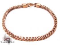 Stainless Steel Franco Bracelet 33817 Stainless Steel Bracelets