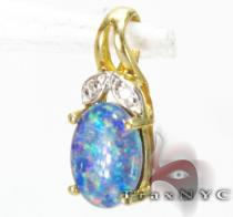 Surreal Charm Gemstone Pendants