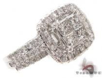 Invisible Diamond Wedding Ring 33891 Diamond Wedding Rings