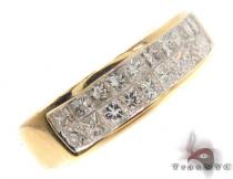 Channel Diamond Wedding Ring 33899 Mens Diamond Wedding Bands