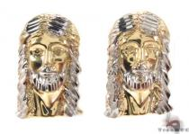 10K Gold Earrings 34151 ゴールドイヤリング
