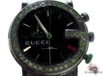 Gucci Green Diamond 101M Watch Gucci グッチ