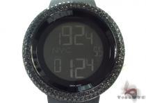 Digital Gucci Diamond Watch Gucci グッチ