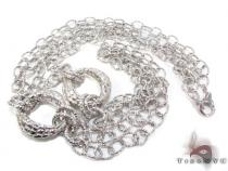 Silver Necklace 34478 シルバーネックレス