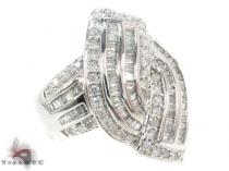 Prong Diamond Ring 34701 Womens Diamond Rings