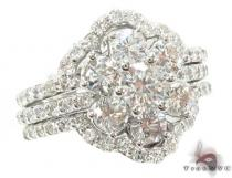 Prong Diamond Wedding Ring 34897 Diamond Wedding Sets