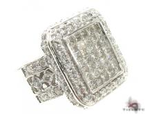 Prong Diamond Ring 34910 Womens Diamond Rings
