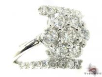 Prong Diamond Ring 34917 Womens Diamond Rings
