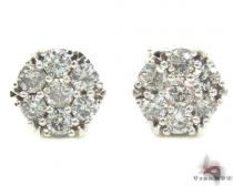 Prong Diamond Earring 34928 Diamond Earrings For Women
