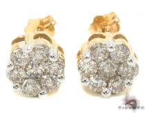 Prong Diamond Ring 34929 Diamond Earrings For Women