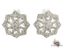 Prong Diamond Earrings 34939 Diamond Earrings For Women