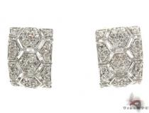 Prong Diamond Earrings 34944 Diamond Earrings For Women