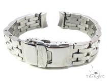 Joe Rodeo White Stainless Steel Band Watch Accessories
