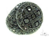 Immortality Black Diamond Ring メンズ ブラックダイヤモンド リング