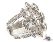 Prong Diamond Ring 35044 Womens Diamond Rings