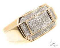 Prong Diamond Ring 35058 Metal