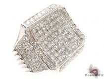 Prong Diamond Ring 35213 Mens Diamond Rings