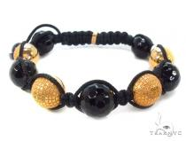 Canary Diamond Rope Bracelet 35283 Rope Bracelets