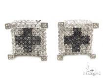 Prong Diamond Earrings 35298