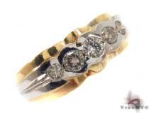 Unique Diamond Ring 35455 Style