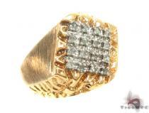 Prong Diamond Ring 35459 Stone