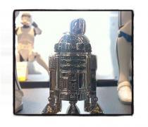 Custom Jewelry - Star Wars R2-D2 ダイヤモンド ペンダント