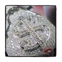 VS Money Bag Pendant Diamond Pendants