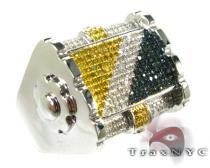 M.C. Gadget Ring Mens Diamond Rings