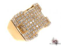 Prong Diamond Ring 35580 Mens Diamond Rings