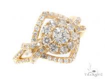 Prong Diamond Ring 35688 Anniversary/Fashion