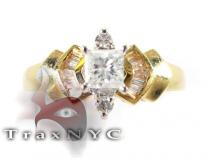Pharoah Ring レディース ダイヤモンド リング