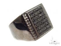 CZ Silver Ring 35967 Metal
