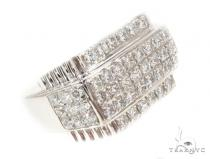 CZ Silver Ring 35971 Metal