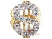 Iced Money Ring Metal