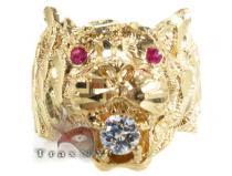 Cyprus Ring Mens Gold Rings