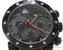 Jacob & Co Black Watch スペシャルウォッチ