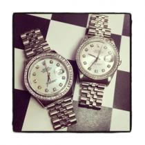 Rolex Datejust Steel 178384 Rolex Collection