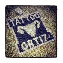 Custom Silver Tattoo Ortiz Pendant シルバーペンダント