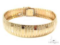 14k Gold Bracelet ゴールドブレスレット