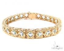 14k Gold Bracelet 36396 Gold