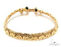 14k Gold Bracelet 36402 Gold