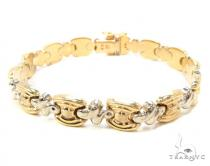 14k Gold Bracelet 36409 Gold